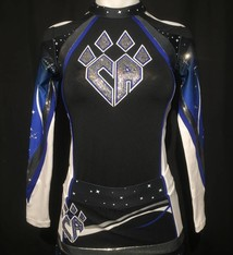 FRISCO MeteorCats Uniform Bodysuit 2016-17
