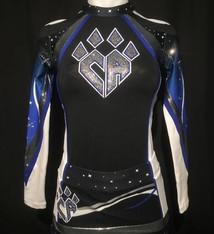 FRISCO MeteorCats Uniform Bodysuit 2016-17