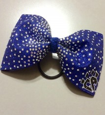 FRISCO CometCats Uniform Bow 2016-17