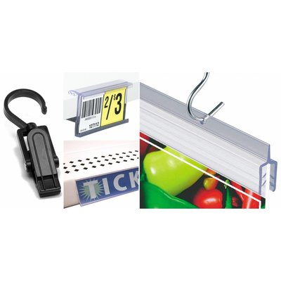 Price holder & signage solution