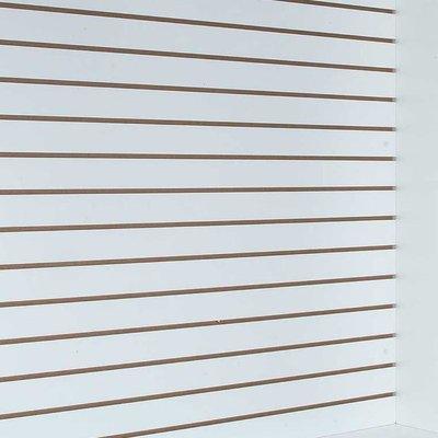 """Slatwall panels 96"""" X 48""""H"""