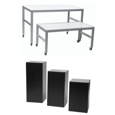 Tables & Podiums