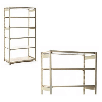 Back store shelving