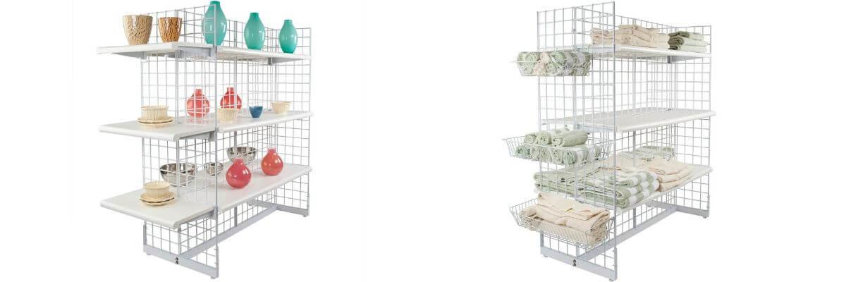 Image de panneaux de grilles pour boutique