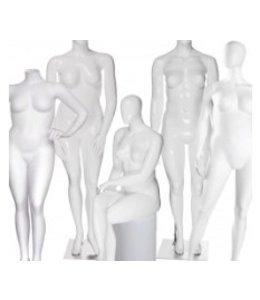 Plus Size Mannequin Emma Series