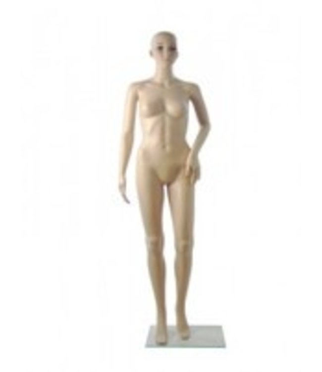 Unbreakable Skin Color Female Mannequin Rosa Series