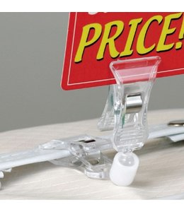 """Sign holder double clamp 3-1/2"""""""