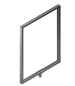 CARDFRAME 11″ L X 7″ W W/FITTINGS