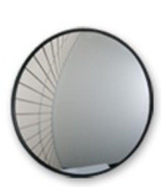 Miroir convex d'intérieur en acrylique :  diamètre 12'' / 18'' / 24'' / 26'' / 30''