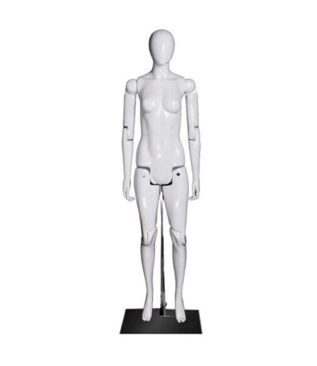 Aticulated Femal Mannequin