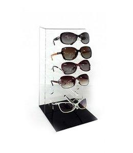 Présentoir de comptoir pour 6 paires de lunette