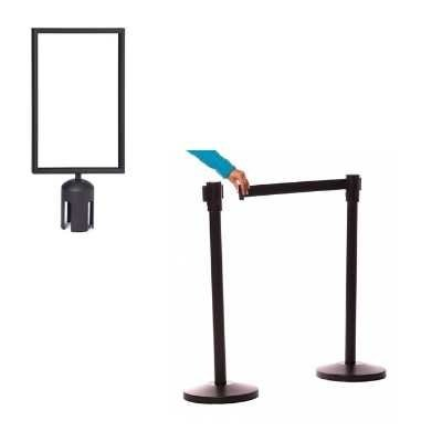 Stanchions |Crowd Control Posts