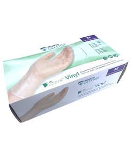 Vinyl Medical Gloves, Box of 150 Gloves