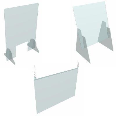 Écran de protection en acrylique