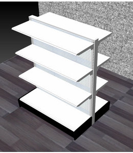 Double-Sided units | 48'' x  60'' W  x 16'' base, PRICE UPON REQUEST
