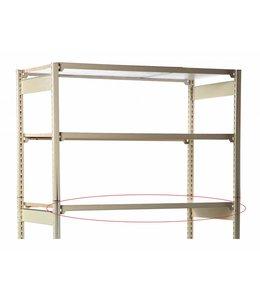 Shelf beam 36'' / 48'' / Almond