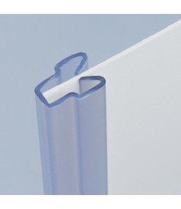 """Moulure de plastique pour matériau jusqu'à 0.125'' d'épaisseur, 12"""" ou 18"""""""