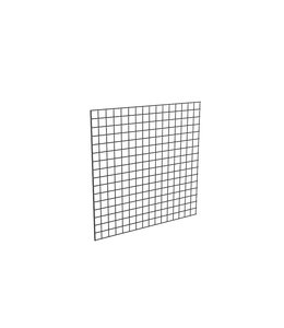 "Grid panel 48"" wide, height 48"" or 60"""