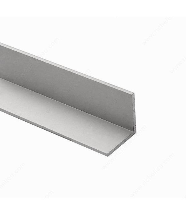 Aluminium L molding