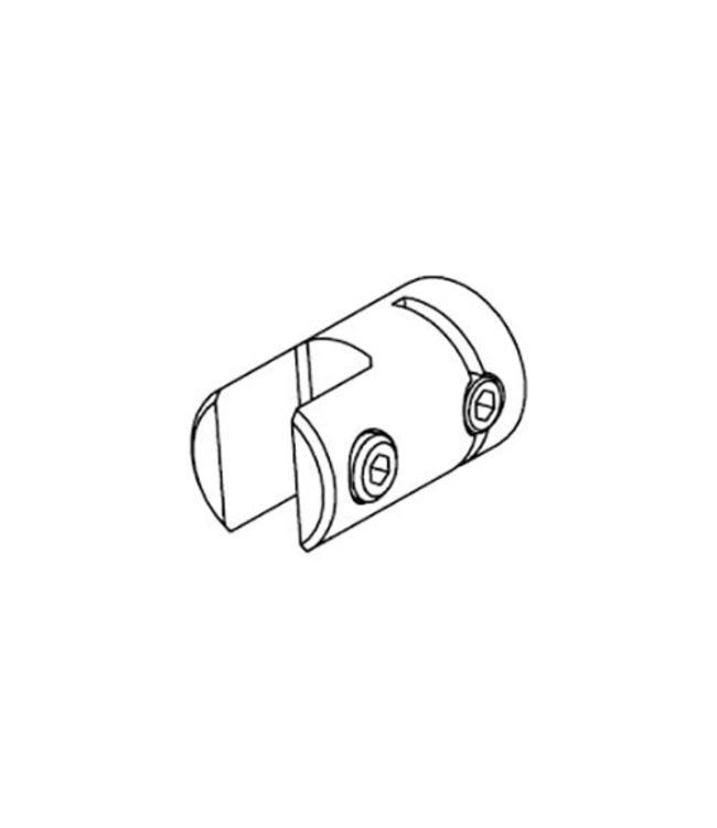 Support simple à panneau de 4 à 8 mm