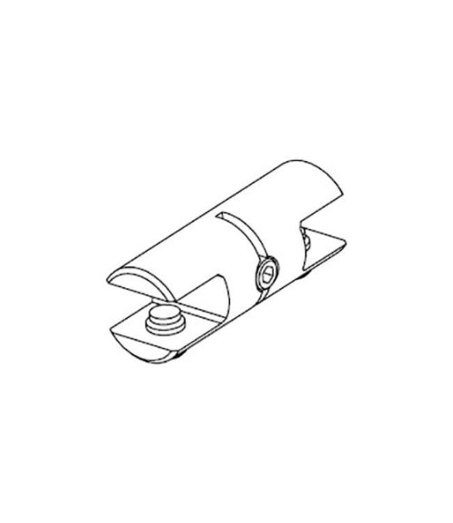 Support double pour tablette de 4 à 8mm