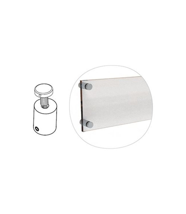 3/4'' wallmount panel support