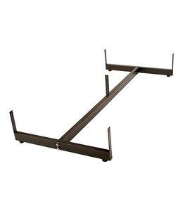 "Base H shape 24"" x 48"" for 4 grids & slatgrids of 24""W"