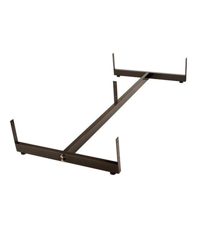 """Base 24"""" x 48"""" en H pour 4 grilles ou slatgrilles de 24""""L"""