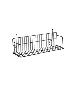 "Shelf wire  6"" x 6"" x 24"" or 48"" for grid"