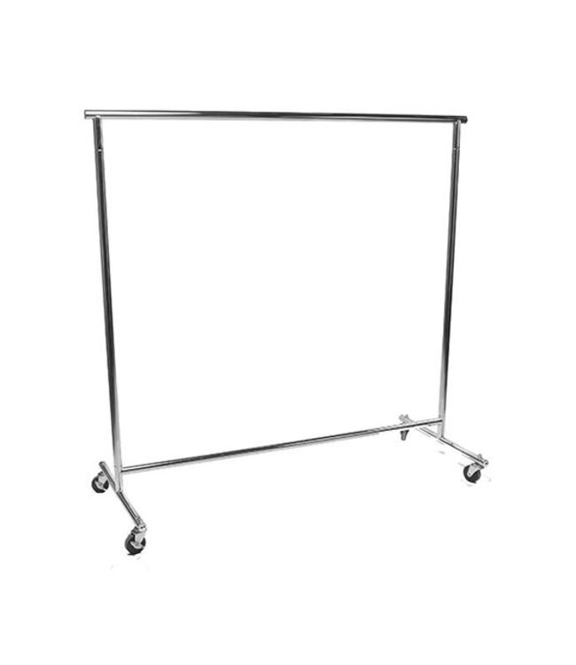 """Rolling rack 60"""" x 24"""" x 60""""H non adjustable on wheels"""