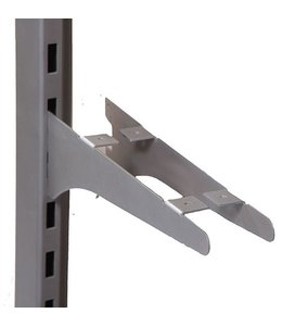 "12"" pair of shelf bracket"