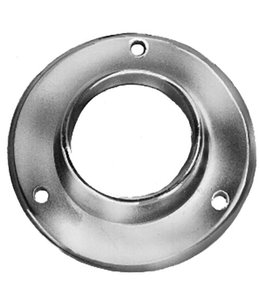 Closed  flange for round hangrail 1 1/4''