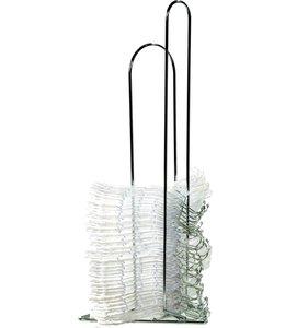 Hanger stacker for 100 hangers, chrome