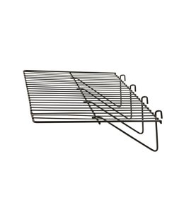 "Shelf wire straight 23.5"" x 12"" for grid"