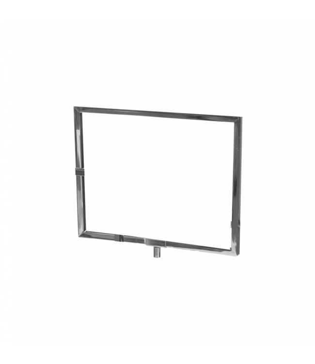 "Cadre horizontal affiche 7"" x 5.5""H"