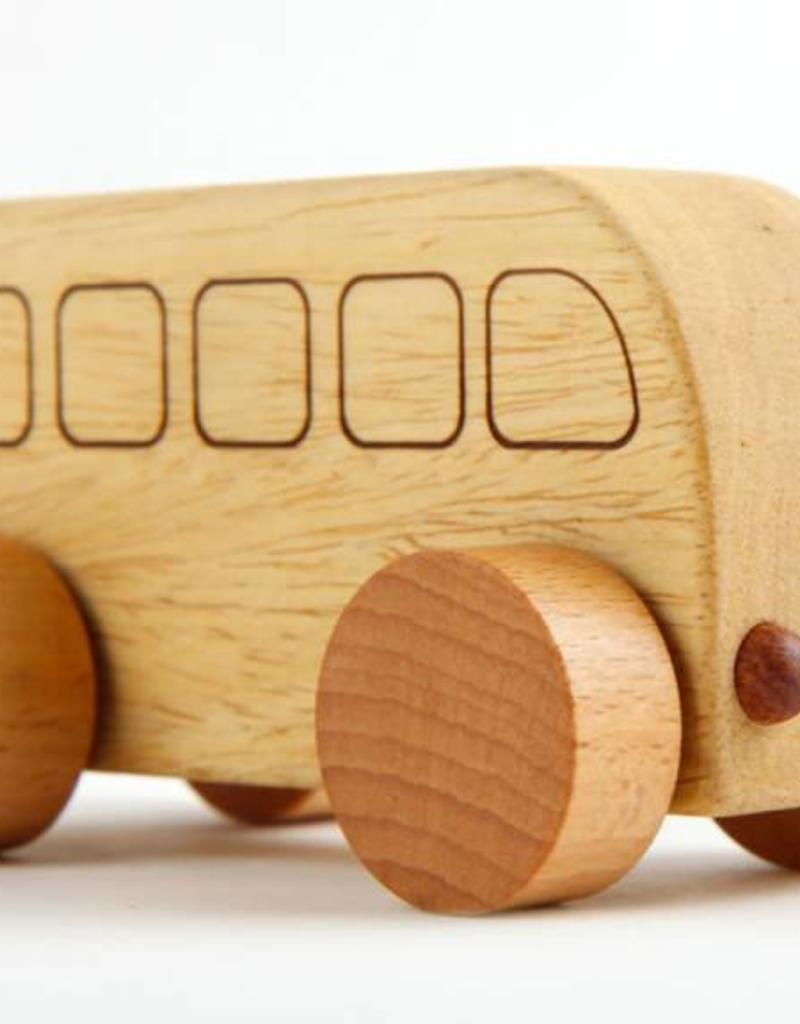 Beyond 123 Wooden Car Village