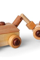 Beyond 123 Wooden Cars w/ Tool Set
