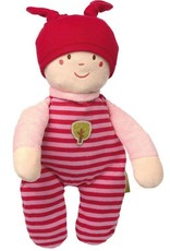 Sigikid Organic Gnome Cuddle Toy - pink