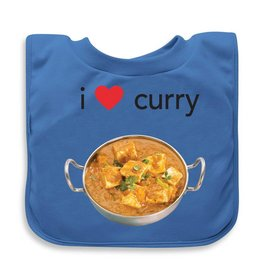 Green Sprouts Favorite Food Absorbent Bibs Curry