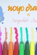 Doodle Hog Not Your Ordinary Crayons - Set of 12