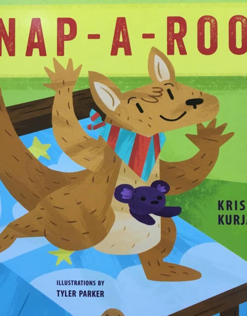 KPO Creative Nap-A-Roo Board Book