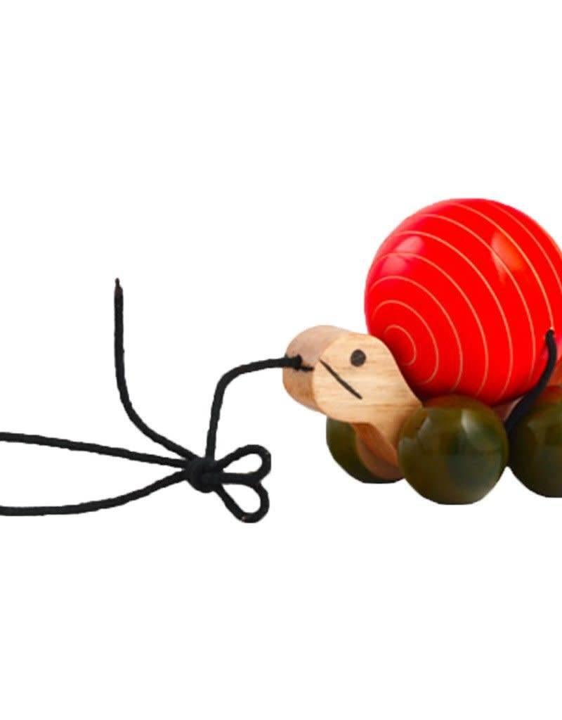 Baby Baazaar Tuttu Turtle Push-Pull Toy