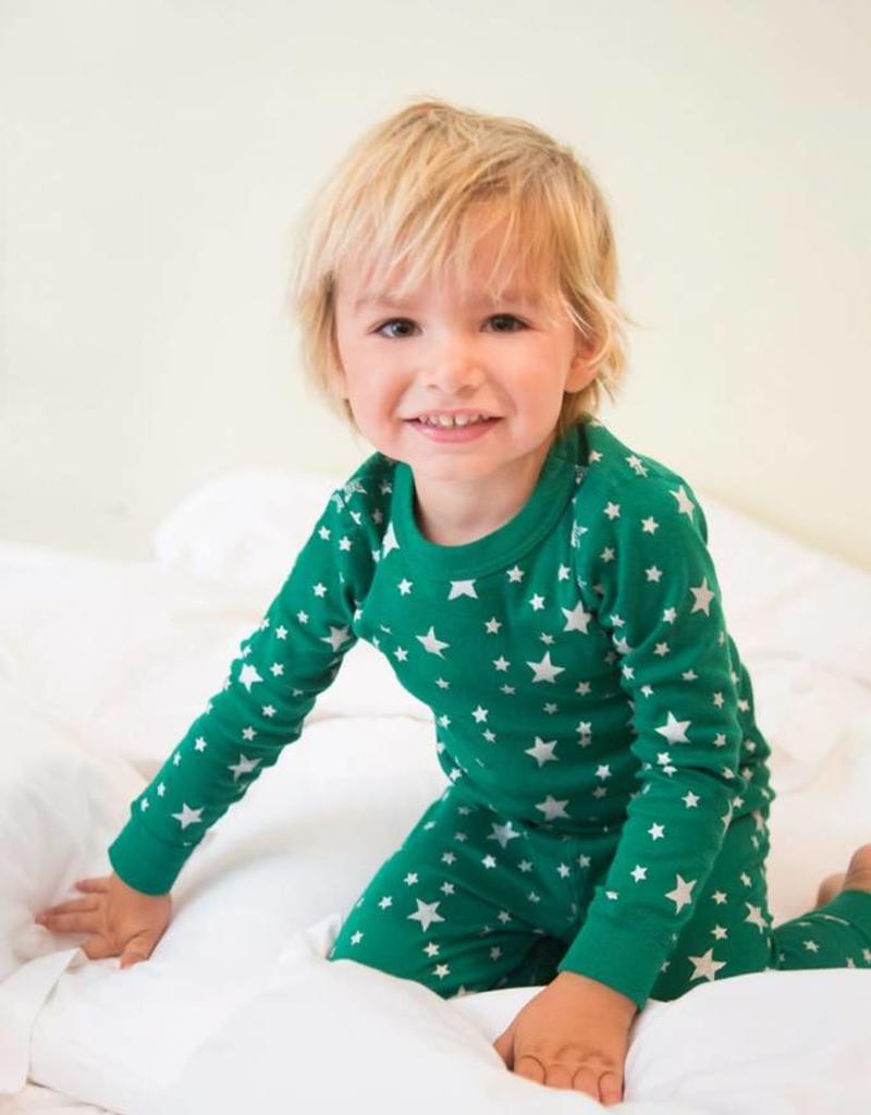Skylar Luna Forest Stars Long Sleeve Pajamas