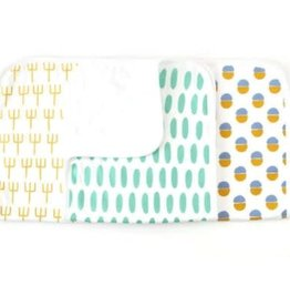Dolly Lana Premium Baby Burp Cloths