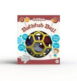 BeginAgain Bathtub Ball Shark Tank