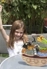 BeginAgain Balance Boat Endangered Animals