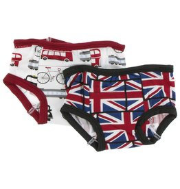 Kickee Pants Training Pants Set 2T-3T
