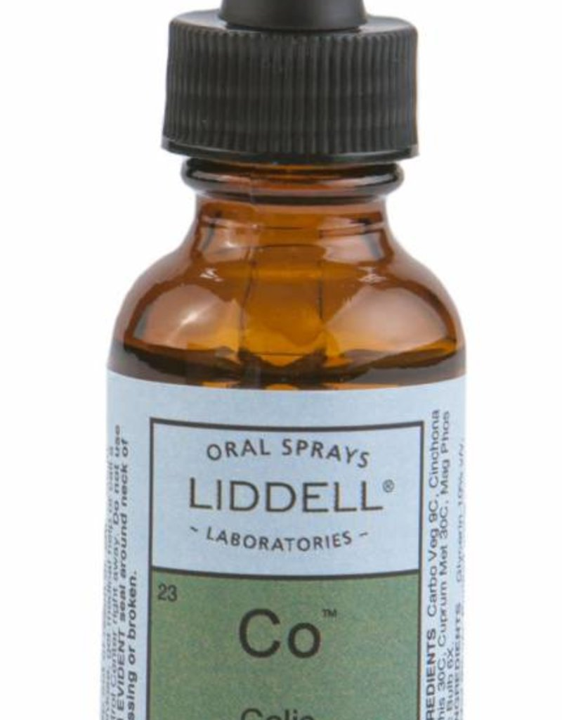 Liddle Homeopathic Colic Drops