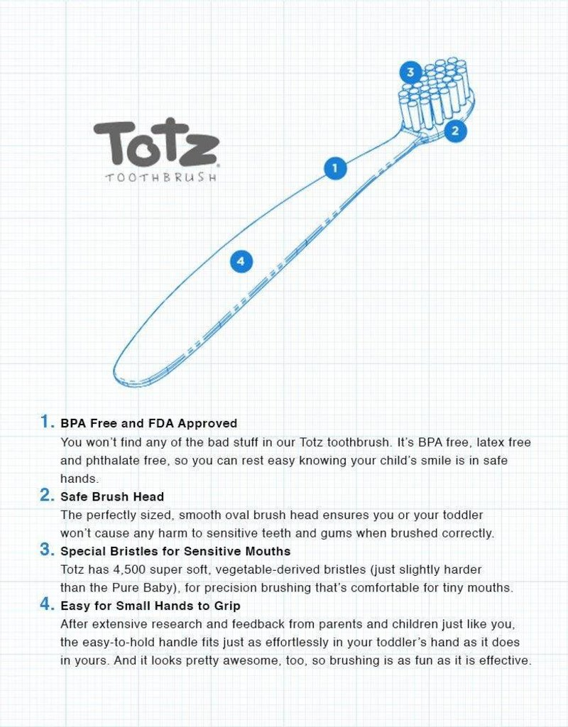 Children's Totz Toothbrush (18+ months)