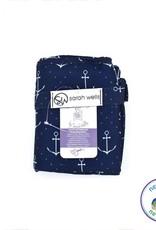Sarah Wells Pumparoo Wet Dry Bag w/ Staging Mat for Breast Pump Parts